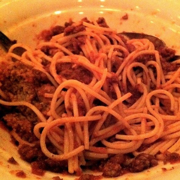 Spaghetti & Meatball - Maggiano's - Naperville, Naperville, IL