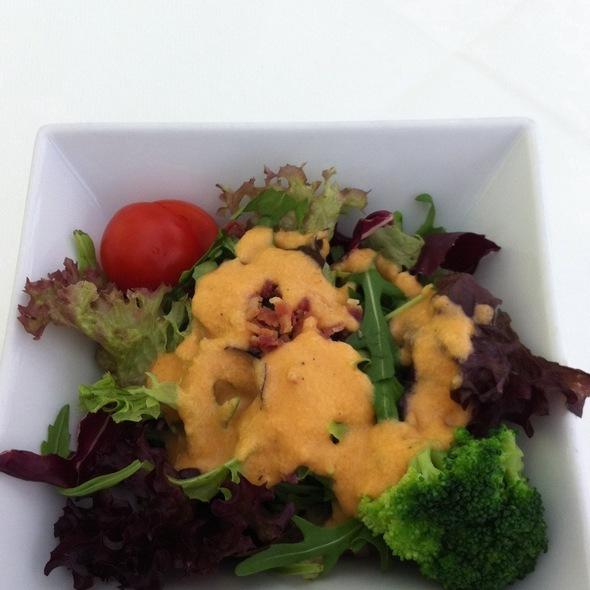 Salat - Restaurant TOSHI, München, BY