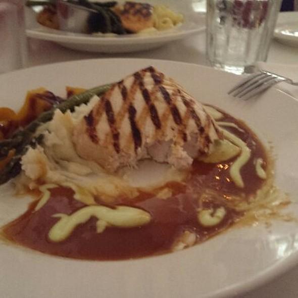 Grilled Swordfish - Jumpin Jays Fish Cafe, Portsmouth, NH
