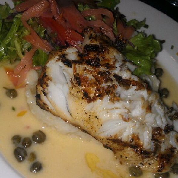Seabass - Sevy's Grill, Dallas, TX