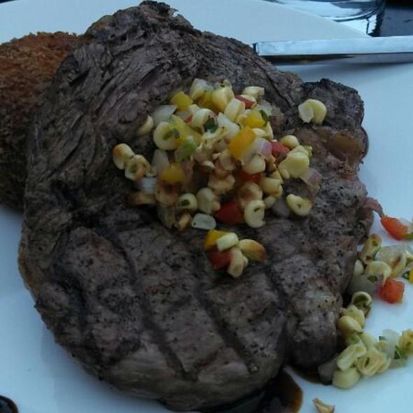 Ribeye Steak - Saltrock Southwest Kitchen, Sedona, AZ