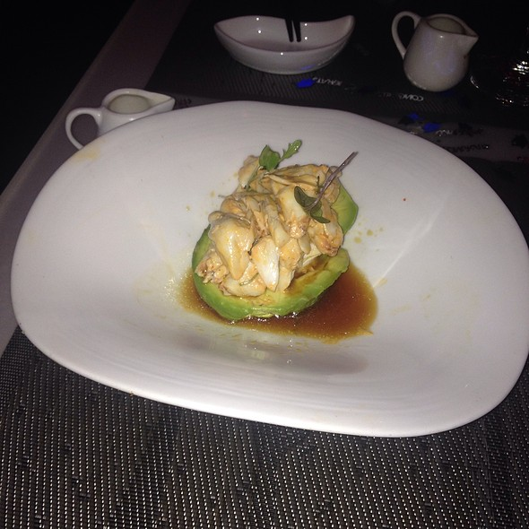 Jumbo Lump Crabmeat & Avocado Salad - Fushimi - Bay Ridge, Brooklyn, NY