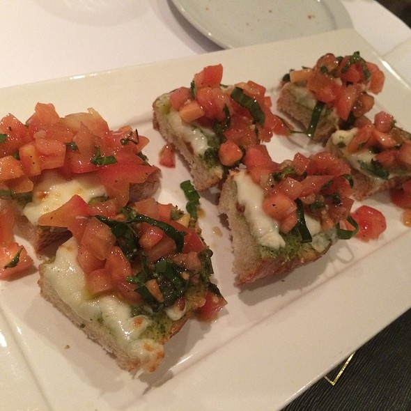 Bruschetta - Jason's Restaurant, Greenbrae, CA