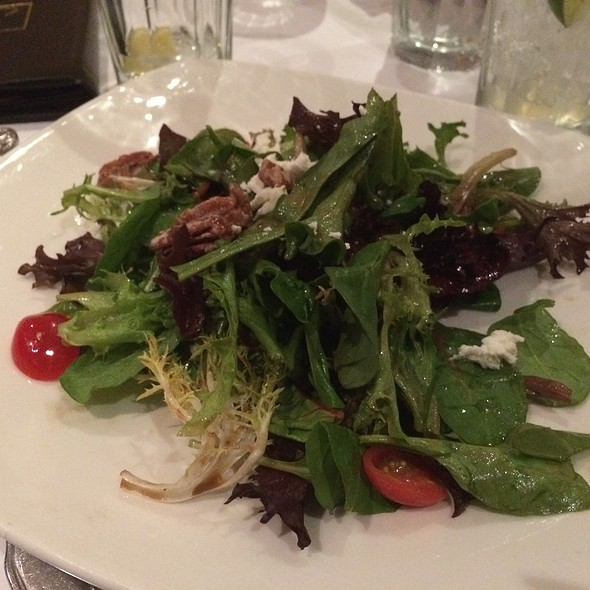 green salad - Jason's Restaurant, Greenbrae, CA