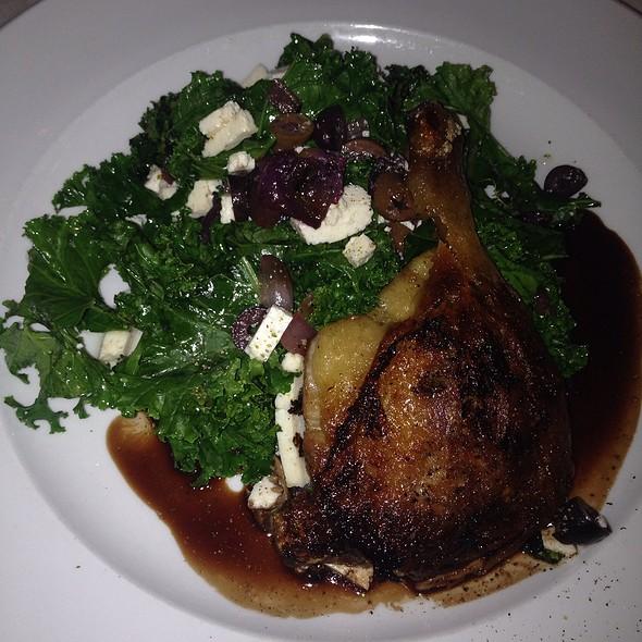 Duck Confit - Verve Restaurant, Somerville, NJ
