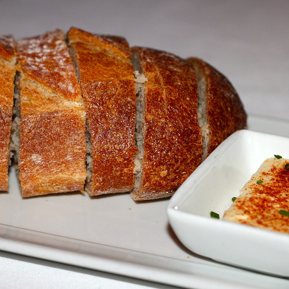 Sourdough Bread & Butter - Eddie V's – Wildfish – Newport Beach, Newport Beach, CA