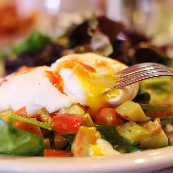 Veggie Hash With Eggporn - Leunig's Bistro, Burlington, VT