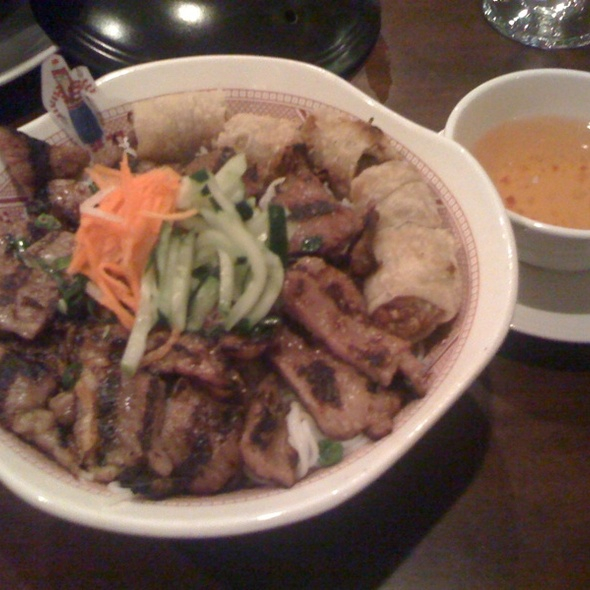 Saigon Landing Noodle Bowl - Saigon Landing, Greenwood Village, CO