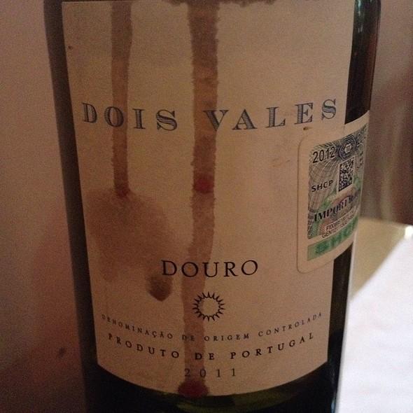 Dois Vales Douro Red Wine - La Tecla - Roma, Mexico City, CDMX