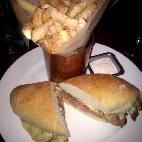 Steak Sandwich - Fork - Boise, Boise, ID