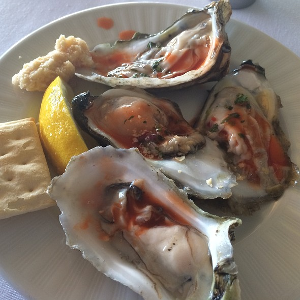 Oysters - Blue Moon Fish Co., Fort Lauderdale, FL