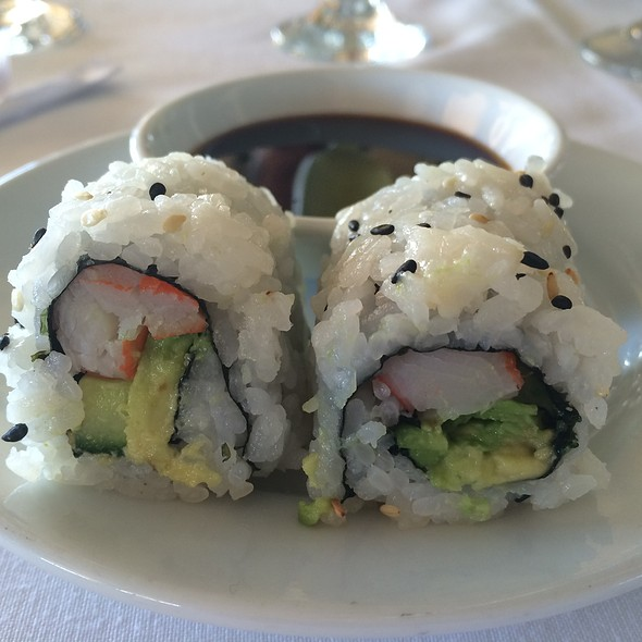 Sushi Rolls - Blue Moon Fish Co., Fort Lauderdale, FL