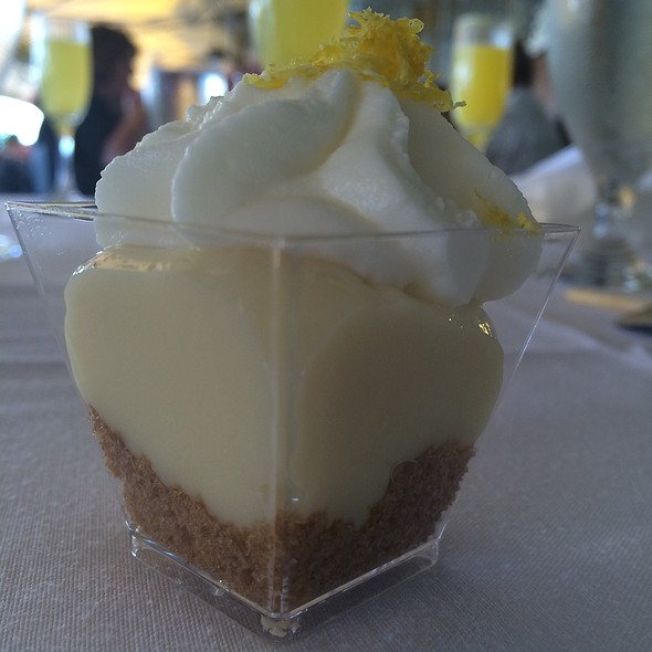 Key Lime Pie - Blue Moon Fish Co., Fort Lauderdale, FL