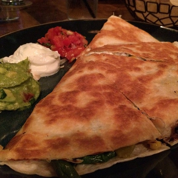 Veggie Quesadilla - Rocco's Tacos & Tequila Bar - Fort Lauderdale, Fort Lauderdale, FL