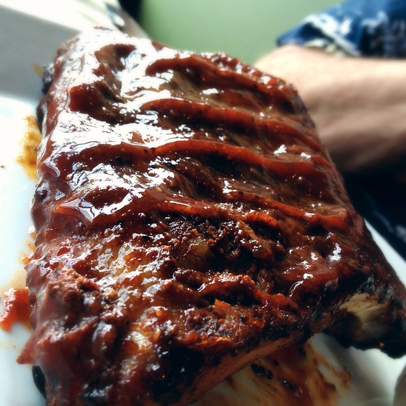 Barbeque Glazed Baby Back Ribs - Iron Hill Brewery - Maple Shade, Maple Shade, NJ