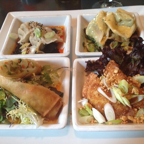 Dumpling Bento Box - Nectar - Philadelphia, Berwyn, PA