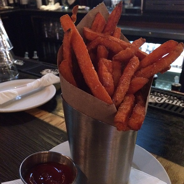 Sweet potato fries - The Ainsworth, New York, NY