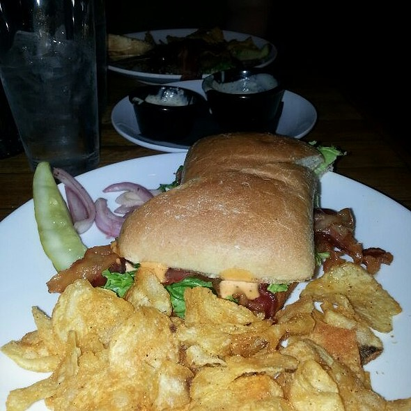 BLT - Twisted Fork - Old Market, Omaha, NE