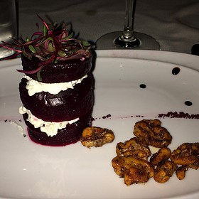 Beet Tower - Café Central, El Paso, TX