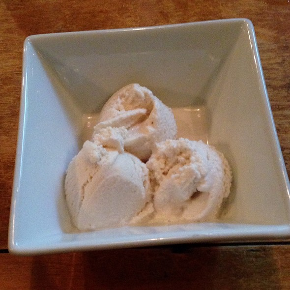 Craft Beer Ice Cream - Max Lager's Wood-Fired Grill & Brewery, Atlanta, GA