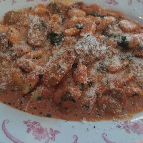 Gnocchi With Italian Sausage - Maggiano's - Chicago, Chicago, IL