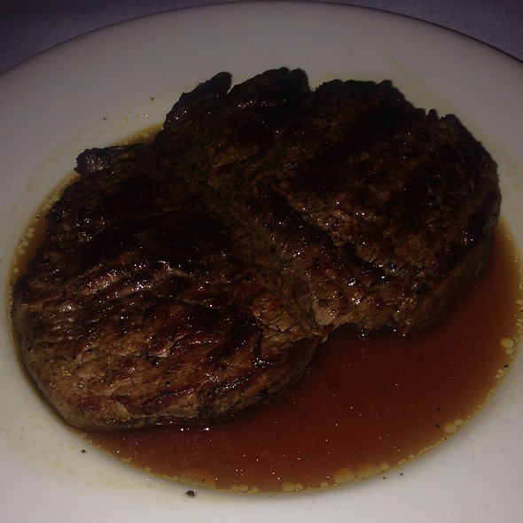 Filet Mignon - Edward's Steakhouse, Jersey City, NJ