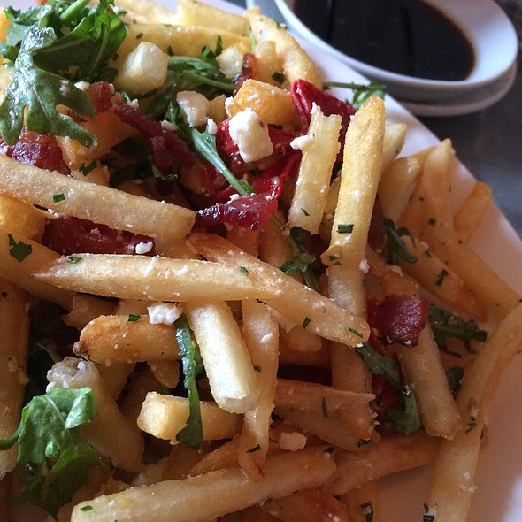 French Fry Salad - Paragon - Portland, Portland, OR