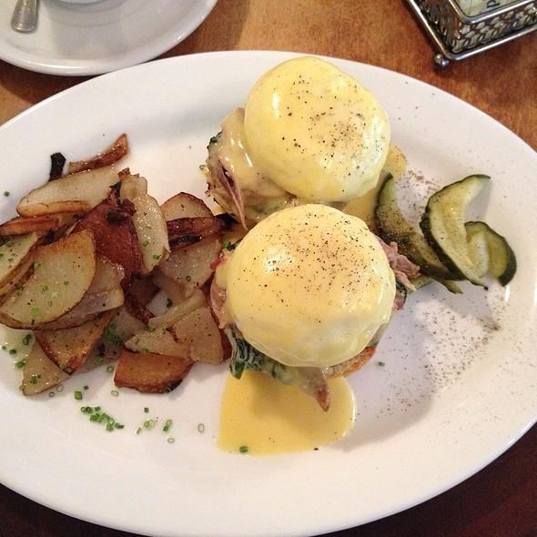 Eggs Benedict - Bistro Vendome, Denver, CO