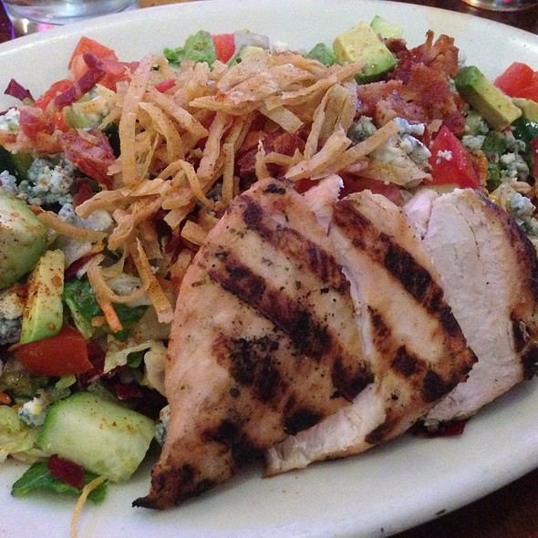 Grilled Chicken Chopped Salad - Weber Grill - Schaumburg, Schaumburg, IL