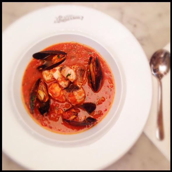 Sicilian Fish Stew - Randall & Aubin, London