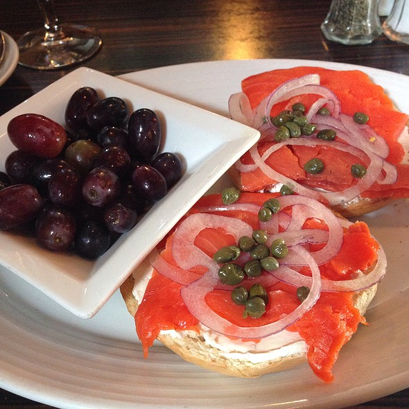 Lox And Bagels - JUNO, Seattle, WA