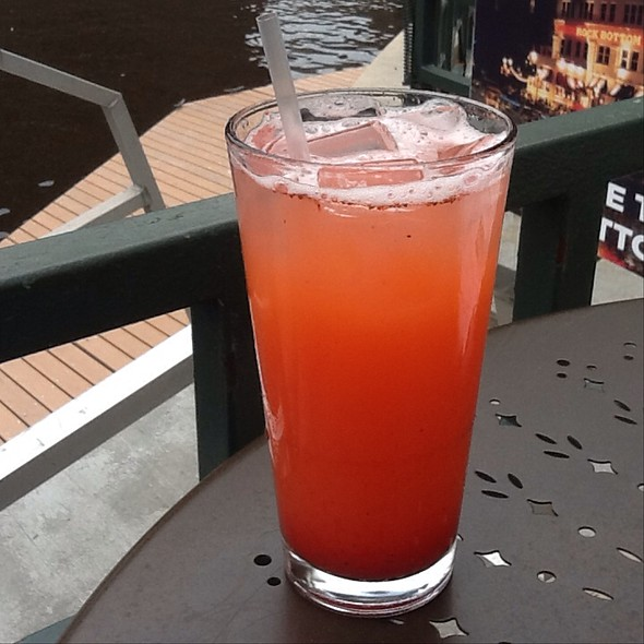 Strawberry Lemonade - Rock Bottom Brewery Restaurant - Milwaukee, Milwaukee, WI