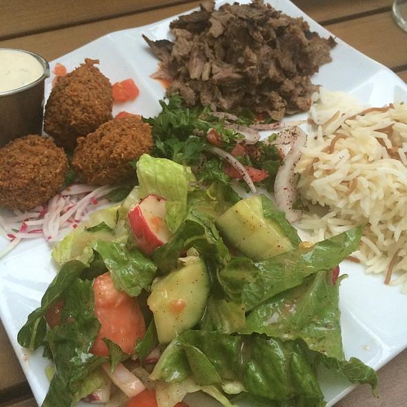 Taverna Platter - Lebanese Taverna - Baltimore, Baltimore, MD