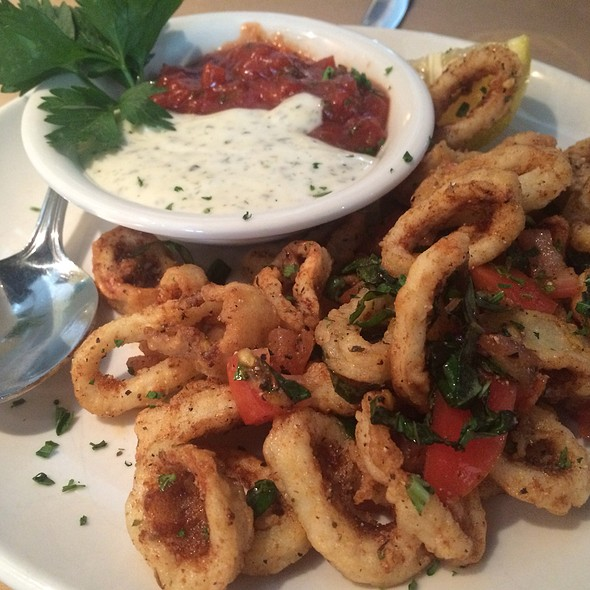 Calamari - Ziziki's - Travis Walk, Dallas, TX