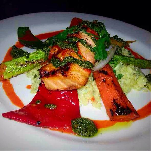 Salmon - Yxta Cocina Mexicana, Los Angeles, CA