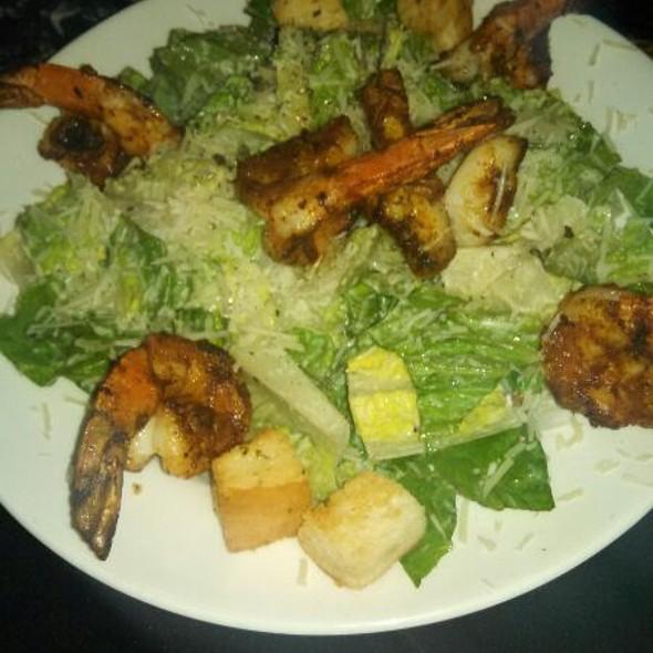 Caesar Salad With Extra Jumbo Shrimp  - Del Frisco's Double Eagle Steak House - Philadelphia, Philadelphia, PA