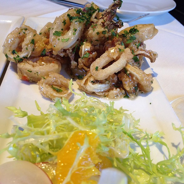 Calamari - Whisper Restaurant & Lounge, Los Angeles, CA