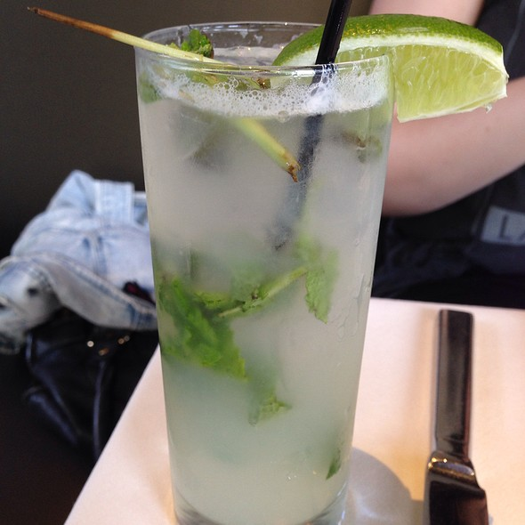 Mojito - Whisper Restaurant & Lounge, Los Angeles, CA