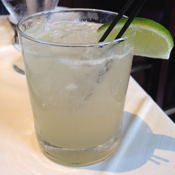 Skinny Margarita - Whisper Restaurant & Lounge, Los Angeles, CA