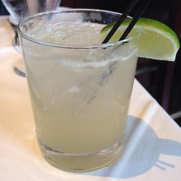 Skinny Margarita - Whisper Restaurant & Lounge, Los Angeles, CA