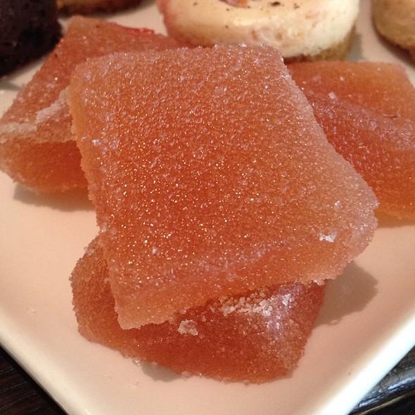 mango jelly - Six Penn Kitchen, Pittsburgh, PA