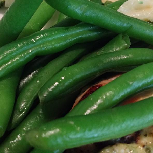 Green beans - Six Penn Kitchen, Pittsburgh, PA