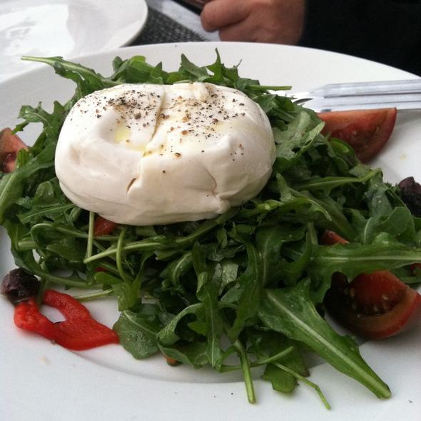 Bufalo Mozzarella, Arugula, and Heirloom Tomato Salad - Lavo, Las Vegas, NV
