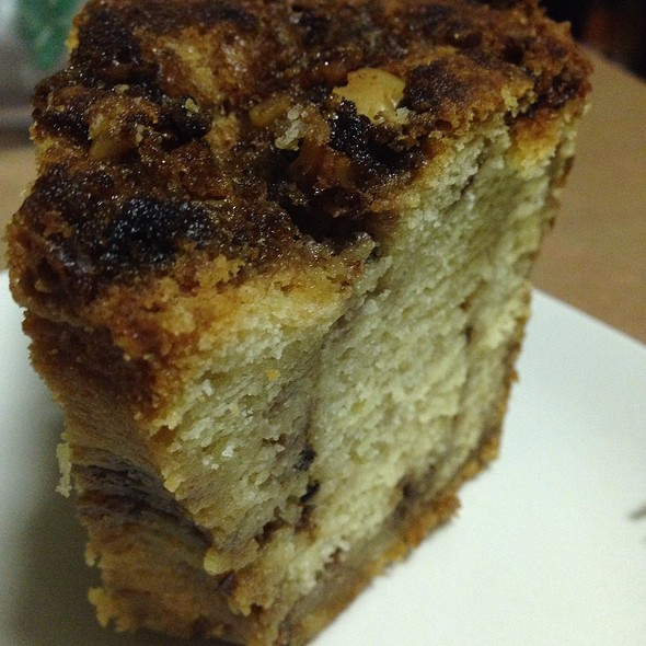 Coffee Cake - Kitchenette - Uptown, New York, NY