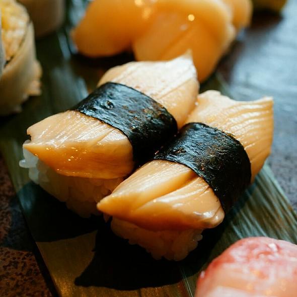 abalone sushi - Nobu - London, London