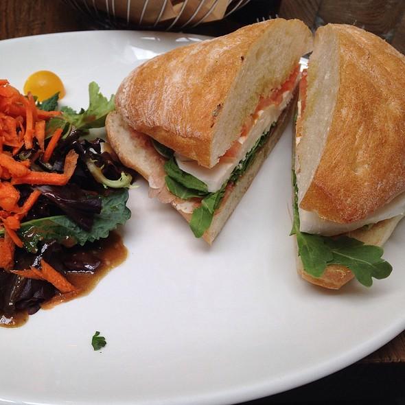 Di Parma Panini - Galli Restaurant SoHo, New York, NY