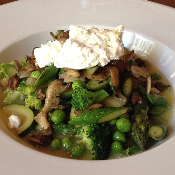 Vegetable Fricassée - Candle 79, New York, NY