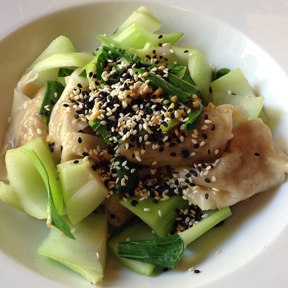 Steamed Dumplings - Candle 79, New York, NY