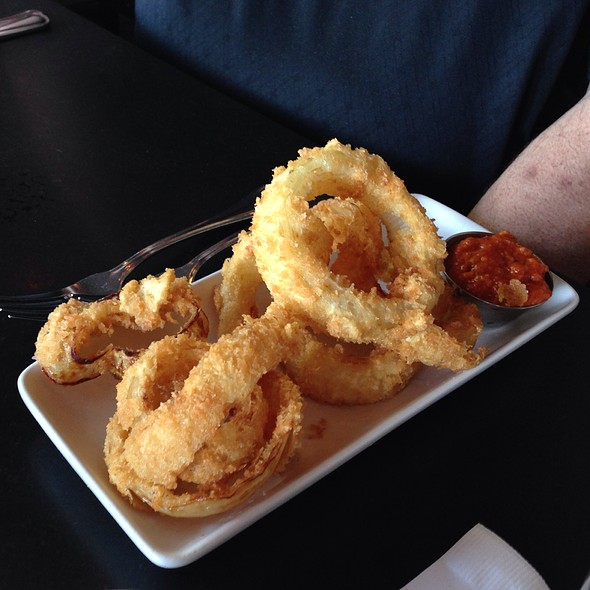 Onion Rings - Etta's Seafood, Seattle, WA