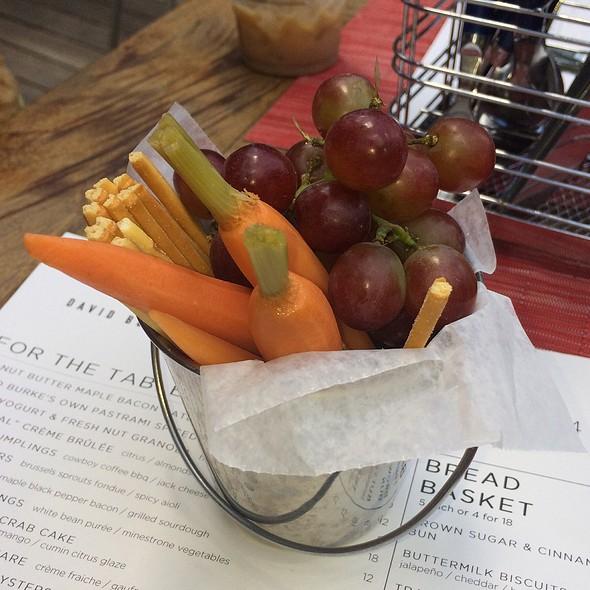 Bread Basket - David Burke Kitchen - The Garden, New York, NY